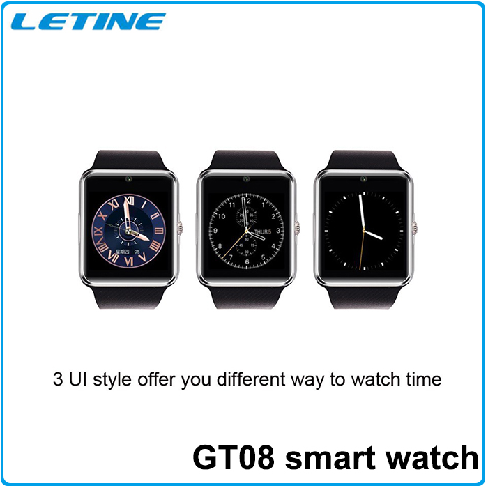 CE Android smart watch phone 2015 U9 GT08 Q18 GT88 Apro W51 ios smart phone watch pedometer watch phone