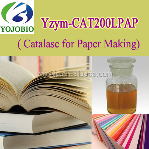 Catalase Enzyme for Paper and Pulp