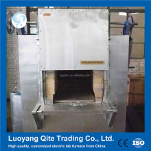 box type heat treatment cremation argon atmosphere furnace for sale
