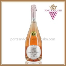 CHATEAU DE MONTGUERET AOP Saumur Brut Rose Best Rose Wine France