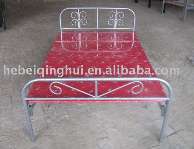 Metal cama plegable-Camas de metal -Identificación del ... - photo#25