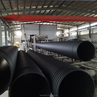 Perforated HDPE Drainage Pipe