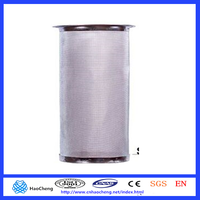 Height 150mm 150 mesh stainless steel keuring my k-cup resuable cold brew coffee filter tube