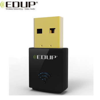 2.4GHz 300Mbps Wireless Dongle USB2.0 WiFi Adapter With 802.11b/g/n Standard