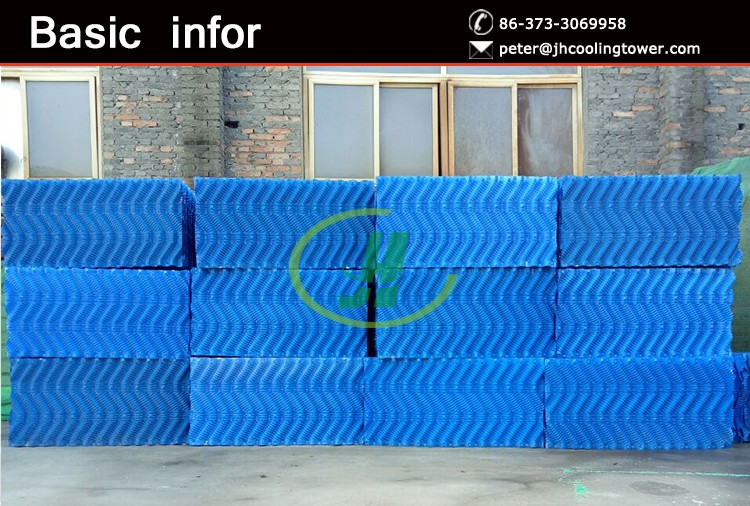 2016 counter-flow cooling tower fill 1000 x 500 mm