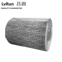 High Strength Full Hard PPGI Steel Sheet Coils for Construction Decorations in Home Bricks Dry Wall Sandwich Penal Roofing sheet