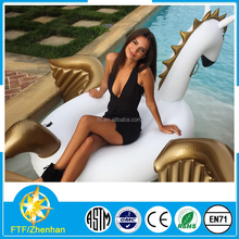 2015 giant inflatable pegasus pool toy,inflatable pegasus pool float