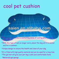 anti fungal,viscoelastic memory foam gel ele gant and unique pet bed