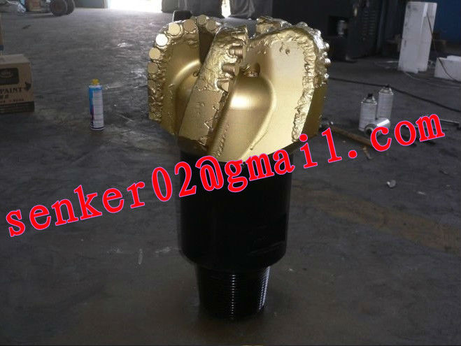 pdc drill bit for coal mine