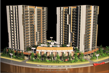 New product superior quality exhibition architectural models
