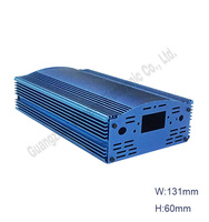 extruded profile aluminum extrusion box ip68 power supply enclosures for electronic