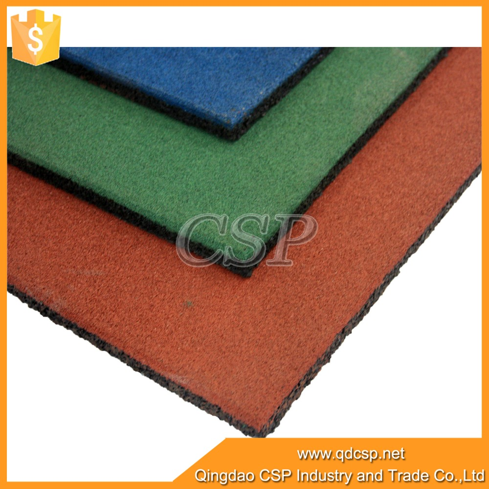 Rubber mats gym lowes - China Manufacturer Csp Recycled Rubber Tile Outdoor Rubber Flooring Lowes