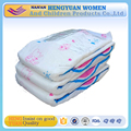 cute high absorption baby printed adult diapers