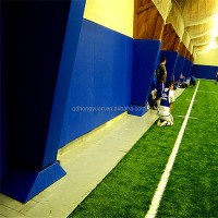 Foam wall padding for sports training wall pads for gyms wall protecting mat for school