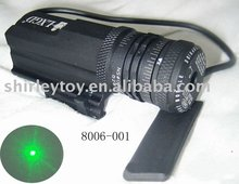 tactics green laser equipment