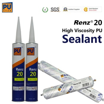 multi-purpose polyurethane auto glass sealant Renz 20