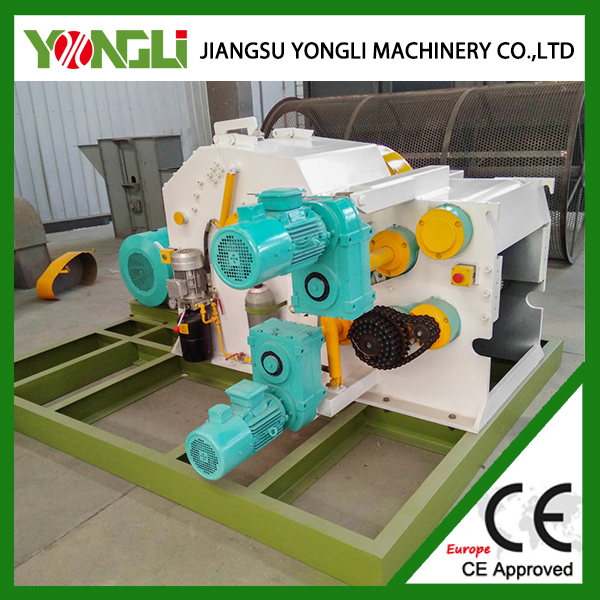 2016 industrial chipping machine for wood log, wood board, wood waste
