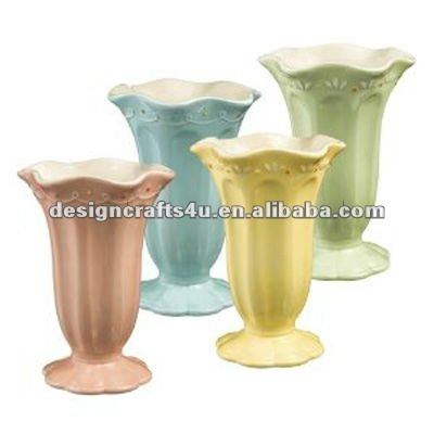 Ceramic Desserts Cupcake Ice Cream Sundae Parfait Cups