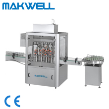 coconut oil bottle filling machine