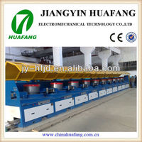 China bull block stainless wire wire draw machine