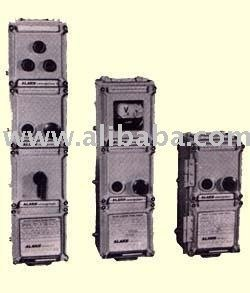 "ALAKH"" MAKE FLAMEPROOF WEATHERPROOF LOW VOLTAGE SWITCHGEARS 1000 Series"