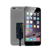 Hot Qi Standard Wireless Charger Receiver Case For Apple iPhone 6 6s Plus Power Charging Mobile Phone Charger Cover