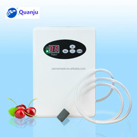 CE Approved Best Ionic Air Purifier Ozone Ionizer Cleaner Fresh Clean Air, for living room, household, office