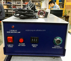 Xiamen Jinrong portable ultrasonic spot welder
