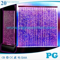 PG Decorative Acrylic Panel Restaurant Soundproof Room Divider