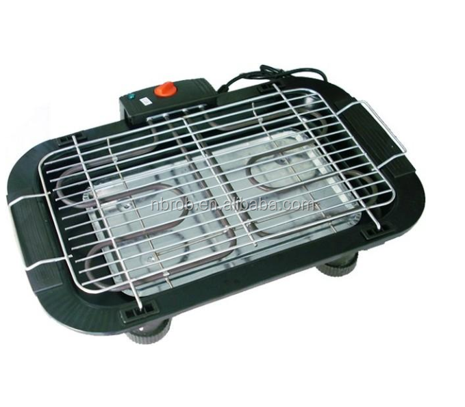 Adjustable BBQ Electric Grill