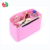 China market new fashion felt bag in bag purse organizer insert with low MOQ