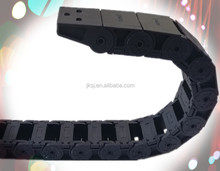 2017 top quality cnc machine tool flexible cable tray drag chain