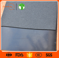 Alibaba recommened factory eco-friendly glossy and texture PE TPO board for car foot pad,fenda and dashboard