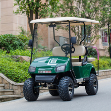 4 seaters hunting electric powered golf buggy hot sale