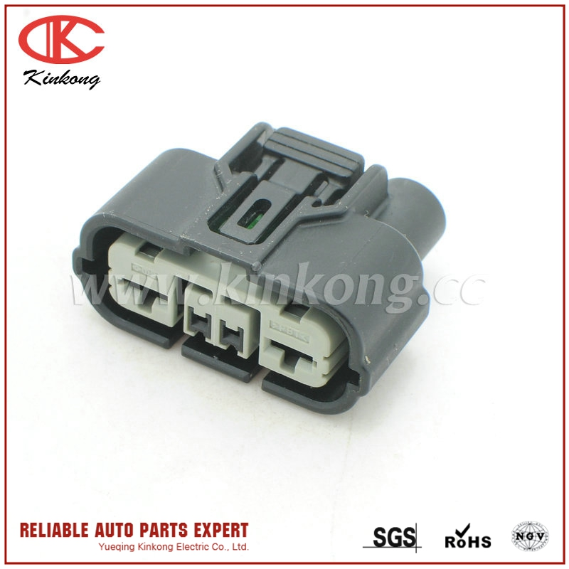 Alibaba China Goods 4 pin female IP67 waterproof auto housing electric connector with car wire plugs sockets