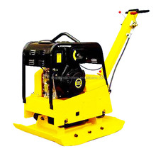 Large plate compactor factory price 160Kgs Honda 9.0HP gasoline vibrator plate compactor
