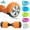 accessories for self balancing scooter colorful soft silicone case for 2 wheel smart electric scooter