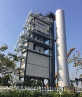 Simple Structure Easy to operate Durable QLB-3000 Asphalt Emulsion Plant