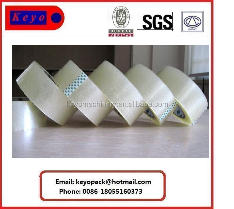 water based acrylic self adhesive packing tape