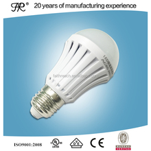 rechargeable led emergency bulb E27 5w 7w with built-in battery emergency led lighting