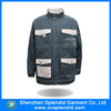2016 new style winter men jackets with multi pockets