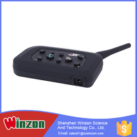 Hot Sale Top Quality Best Price V6 1200M 6 Riders Wireless Walkie Talkie