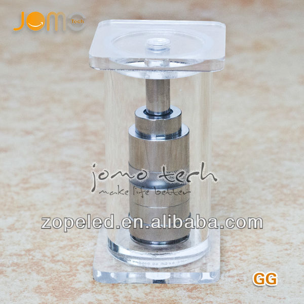 Fashion appearance updated gg ithaka wick ithaka atomizer new clone atomizer