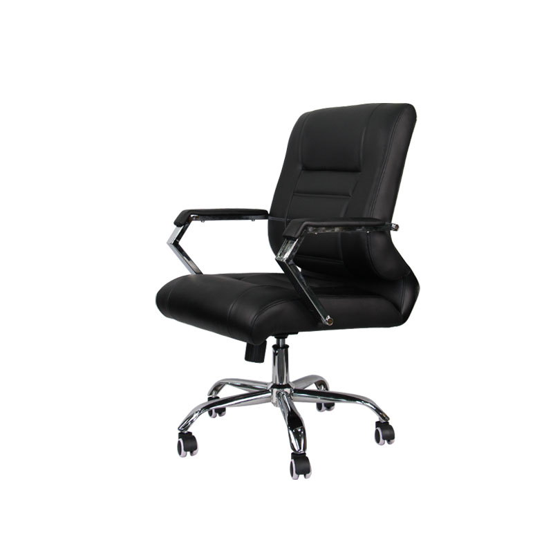 Chair Furniture Leisure Leather Executive Wheel Chair