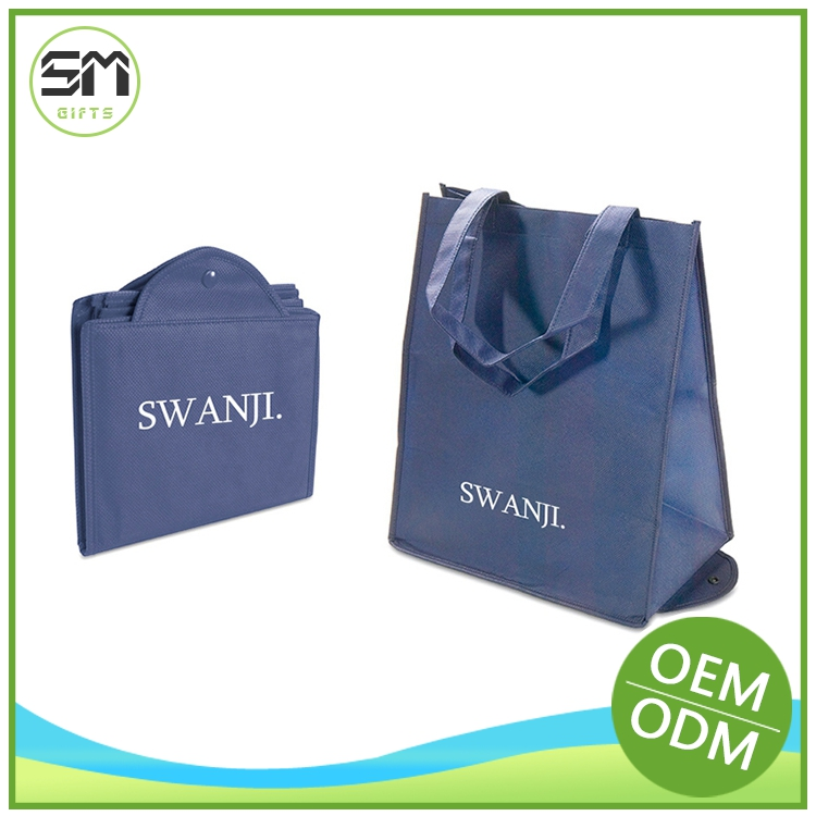 Best quality promotional nylon foldable tote bag