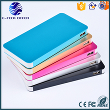 Factory price brand 10400 power bank diy