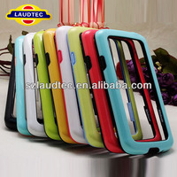 Laudtec New Design Combo Bumper For Samsung Galaxy S4 Mini I9190 Made In China
