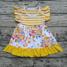 high quality baby girls dress hot selling in 2016 designer baby frocks baby fancy frocks