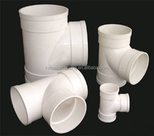 200mm Tee pvc pipe fitting eccentric reducer