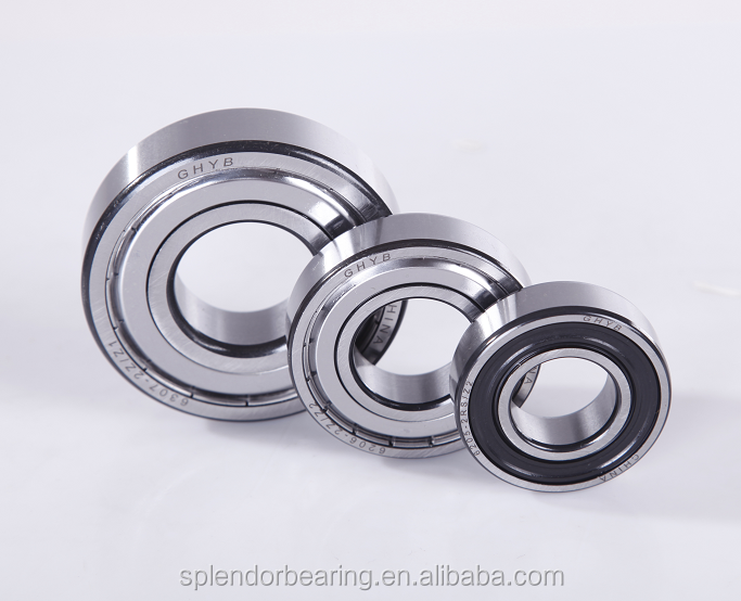 ZV2 quality Deep Groove Ball Bearing 6206-ZZ/ZV2 china factory cheap price good quality